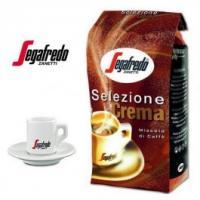 Segafredo koffie: Selezione Crema koffie bonen 8x1000 gram
