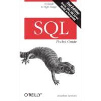 O'Reilly product: SQL Pocket Guide - EPUB formaat