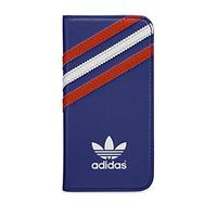 Adidas Folio case for iPhone 5/5S, Blue/Red/White mobile phone case - Blauw, Rood, Wit