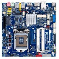 Gigabyte GA-H87TN S1150 H87 THINMINI-ITX VGA+SND+GN+U3 SATA3 SODDR3 (GA-H87TN)
