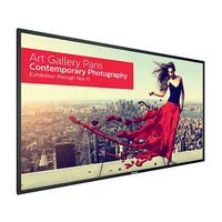 Philips public display: Signage Solutions BDL8470EU - Zwart
