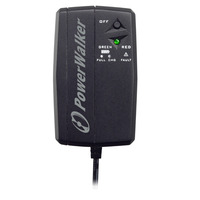 Powerwalker UPS: DC SecureAdapter 12V - Zwart