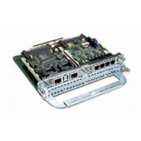Cisco 1 Slot IP Voice/Fax, Refurbished voice network module