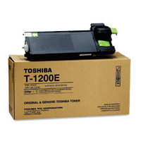 Toshiba cartridge: T-1200E - Zwart
