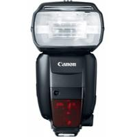 Canon camera flitser: Speedlite 600EX-RT - Zwart