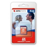 AgfaPhoto SDHC Kaart         4GB