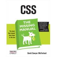 O'Reilly product: CSS: The Missing Manual - EPUB formaat