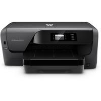 HP inkjet printer: Officejet Officejet Pro 8210 - Zwart, Cyaan, Magenta, Geel