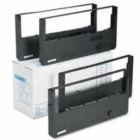TallyGenicom printerlint: 50Mio signs black nylon (Bestel per 4 eenheden) - Zwart