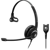 Sennheiser headset: SC 232 - Zwart