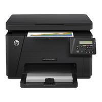 HP multifunctional: LaserJet Pro M176n MFP  - Zwart, Cyaan, Magenta, Geel