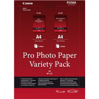 Canon fotopapier: Pro Photo Paper Variety Pack A4