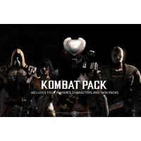 Warner Bros Mortal Kombat X - Kombat Pack