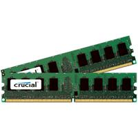 Crucial RAM-geheugen: 4GB DDR2 PC2-6400 Kit