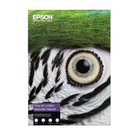 Epson Fine Art Cotton Textured Natural A3+ 25 Sheets creatief papier