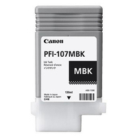Canon inktcartridge: PFI-107MBK - Mat Zwart