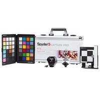 Datacolor colorimeter: Spyder5 CAPTURE Pro