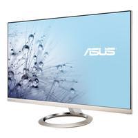 ASUS monitor: Designo MX27UQ - Zwart, Goud