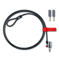 DELL kabelslot: Kensington ClickSafe - Zwart