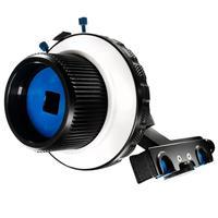 Walimex camera kit: Follow Fokus F4 - Zwart, Blauw, Wit