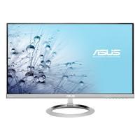 ASUS monitor: MX259H - Zwart, Zilver