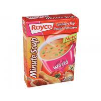 Royco voedingswaar: Minute soup Tandoori kip/ds 20