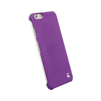 Krusell mobile phone case: Malmö TexureCover voor Apple iPhone 6, Paars