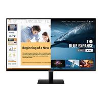 De Samsung Smart Monitor M7 is externe monitor en smart tv in één