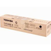 Toshiba cartridge: T-FC55E-K - Zwart