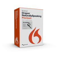 Nuance stemherkenningssofware: Dragon NaturallySpeaking Premium Wireless 13.0