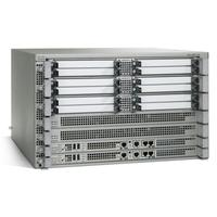 Cisco ASR 1006 - Modular expansion base netwerkchassis - Grijs