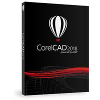 Corel software: CorelCAD 2018