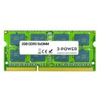 2-Power RAM-geheugen: 2GB MultiSpeed SoDIMM - Groen
