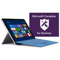Microsoft garantie: Complete for Business 4 jaar garantie voor Surface 3