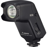 Canon camera flitser: VL-10Li II 10 Watt Video Light - Zwart