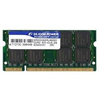 Silicon Power RAM-geheugen: 1GB DDR2 667MHz SO-DIMM