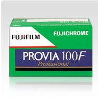 1 Fujifilm Provia 100 F 4x5 nieuw