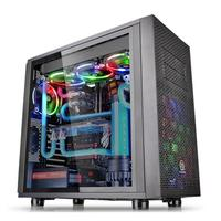 Thermaltake behuizing: Core X31 TG Edition - Zwart