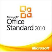 Microsoft Office Standard 2010, LIC/SA, OLP-D, 1Y AQ Y1, GOV Software suite