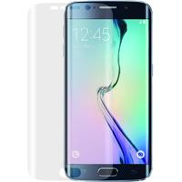 Azuri screen protector: Duo curved screen protector voor Samsung G925 Galaxy S6 edge - Transparant