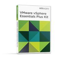 Vmware software licentie: vSphere 6 Essentials Plus Kit for 3 hosts