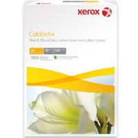 Xerox papier: Colotech+ White A4 120 gsm SGS-PEFC/COC-0837 - 70% - Wit