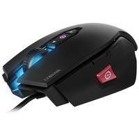 Corsair computermuis: M65 PRO RGB FPS - Zwart