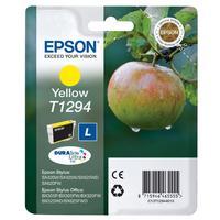 Epson T1294 GEEL Inkt Cartridges