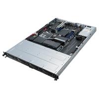 ASUS RS300-E10-PS4 Server barebone - Zwart, Metallic