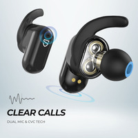 SoundPEATS Truengine 2 Headset - Zwart