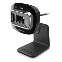 Microsoft webcam: LifeCam HD-3000 - Zwart