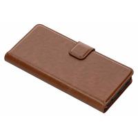 Wallet Booktype Samsung Galaxy S8 - Bruin / Brown Mobile phone case