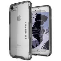 Ghostek mobile phone case: Cloak 3 Protective Case Apple iPhone 7/8 Black - Zwart