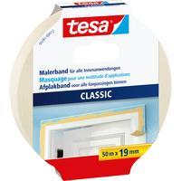 TESA : Afplakband CLASSIC - Beige